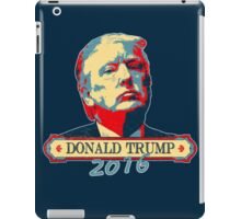 Trump for President - Presidential Election 2016 - The Donald - Vote Trump iPad Case/Skin