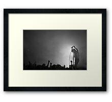 Rob Halford - Judas Priest Framed Print
