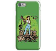 Alien Princess iPhone Case/Skin