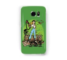 Alien Princess Samsung Galaxy Case/Skin