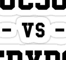 Tucson vs Everybody Sticker