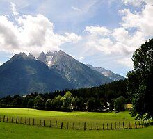 Berchtesgadener Land 03 by Daidalos