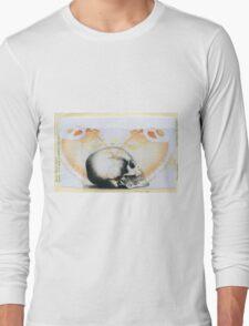 SKULL BURST Long Sleeve T-Shirt