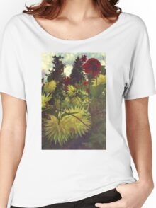 Those Lazy Crazy Hazy Days of Summer Women's Relaxed Fit T-Shirt