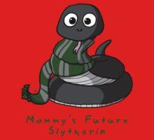 Mommy's Future Slytherin Kids Tee