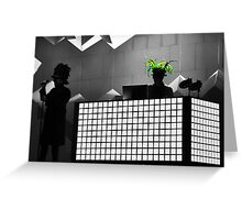 The Pet Shop Boys (1) Greeting Card