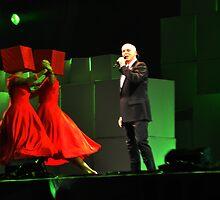 Neil Tennant, The Pet Shop Boys by Steve Briscoe
