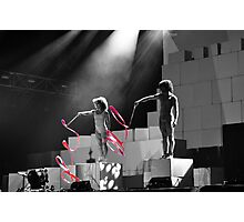 The Pet Shop Boys, Dancers Photographic Print