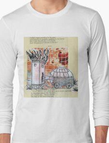 TORTOISE SMASHER Long Sleeve T-Shirt