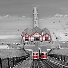saltburn's lifts by robwhitehead