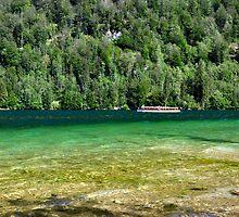 Lake Königssee 03. Germany. by Daidalos