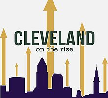 Cleveland on the Rise by jayboogieyo
