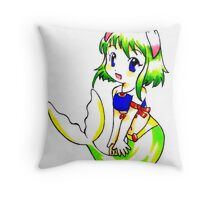 Harvest Moon - Leia Throw Pillow