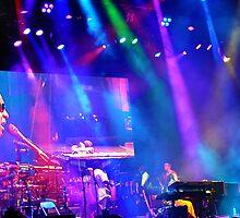 Stevie Wonder (3) by Steve Briscoe