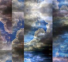 Echoes/Reflections: Composition With Clouds and Sky — July 6, 2010 by Ivana Redwine