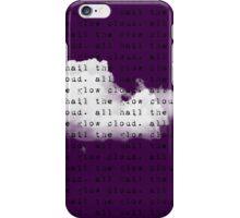 All Hail. iPhone Case/Skin