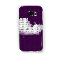 All Hail. Samsung Galaxy Case/Skin