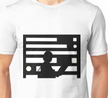 Step into the light  Unisex T-Shirt