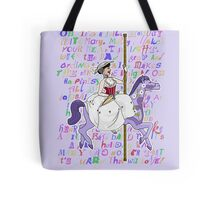 It's Mary That We Love Tote Bag