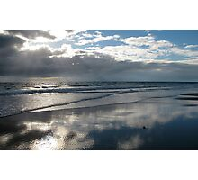 Winter Wonders.. Port Willunga in Winter  Photographic Print