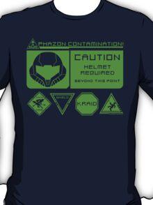 Cosmic Caution T-Shirt