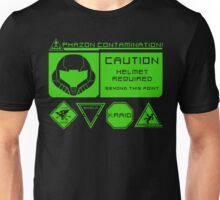 Cosmic Caution Unisex T-Shirt