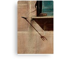 When its alright  Canvas Print