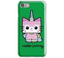 Hello Unikitty iPhone Case/Skin