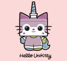 Hello Unikitty One Piece - Long Sleeve