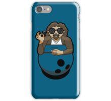 Pocket Dude (04) iPhone Case/Skin