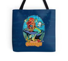 The Little Cthulhu Tote Bag