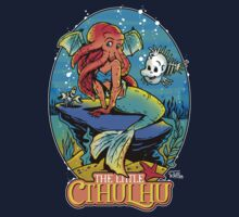 The Little Cthulhu Kids Tee