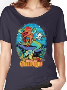 The Little Cthulhu Women's Relaxed Fit T-Shirt