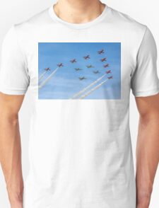 Red Arrows and Eagle Squadron Team T-Shirt
