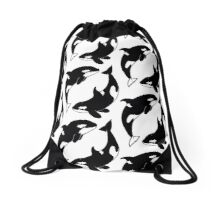 Orcas Drawstring Bag