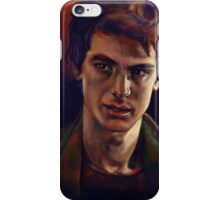 So where is he? iPhone Case/Skin