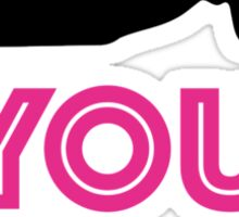 You In Lingerie Makes My Day 4 (Sexy) Sticker