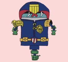 Dredd it One Piece - Short Sleeve