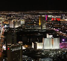 The Stratosphere- Las Vegas, Nevada by MPK  Productions