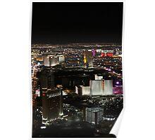 The Stratosphere- Las Vegas, Nevada Poster