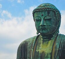 The Great Buddha of Kamakura (Kamakura Daibutsu). by 1773