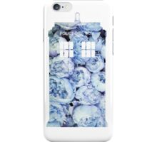 The Tardis -Doctor Who iPhone Case/Skin