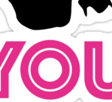 You In Lingerie Makes My Day 5 (Sexy) Sticker