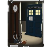 Do You Want To Meet a Time Lord? iPad Case/Skin