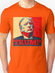 Vote TRUMP - Donald Trump in 2016 - Shepard Fairey Style - Make America Great Again T-Shirt