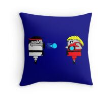 Pogo Fighters  Throw Pillow