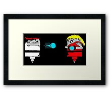 Pogo Fighters  Framed Print
