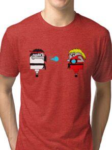 Pogo Fighters  Tri-blend T-Shirt