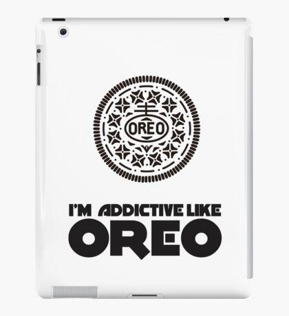 I'm Addictive Like Oreo iPad Case/Skin