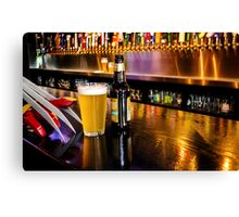 That's My Beer Bub Canvas Print